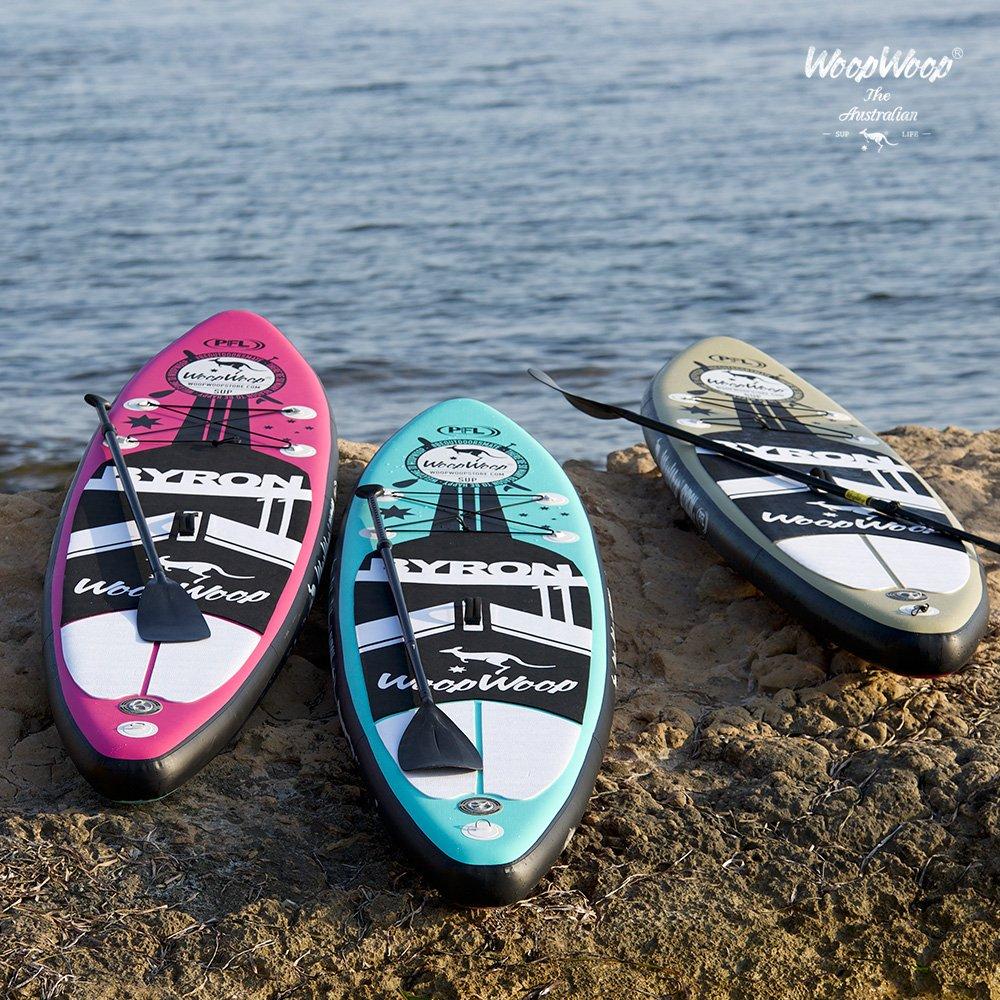 Woop Woop Tabla Paddle Surf Hinchable Byron 11 PFL SUPPFL15 ...