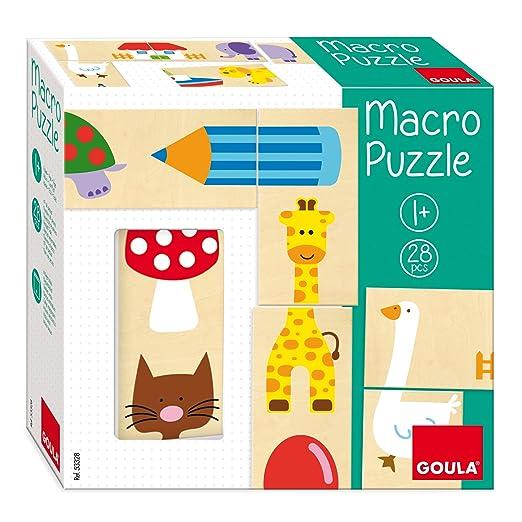 3 opinioni per Goula 53328- Sequenza Macro Puzzle