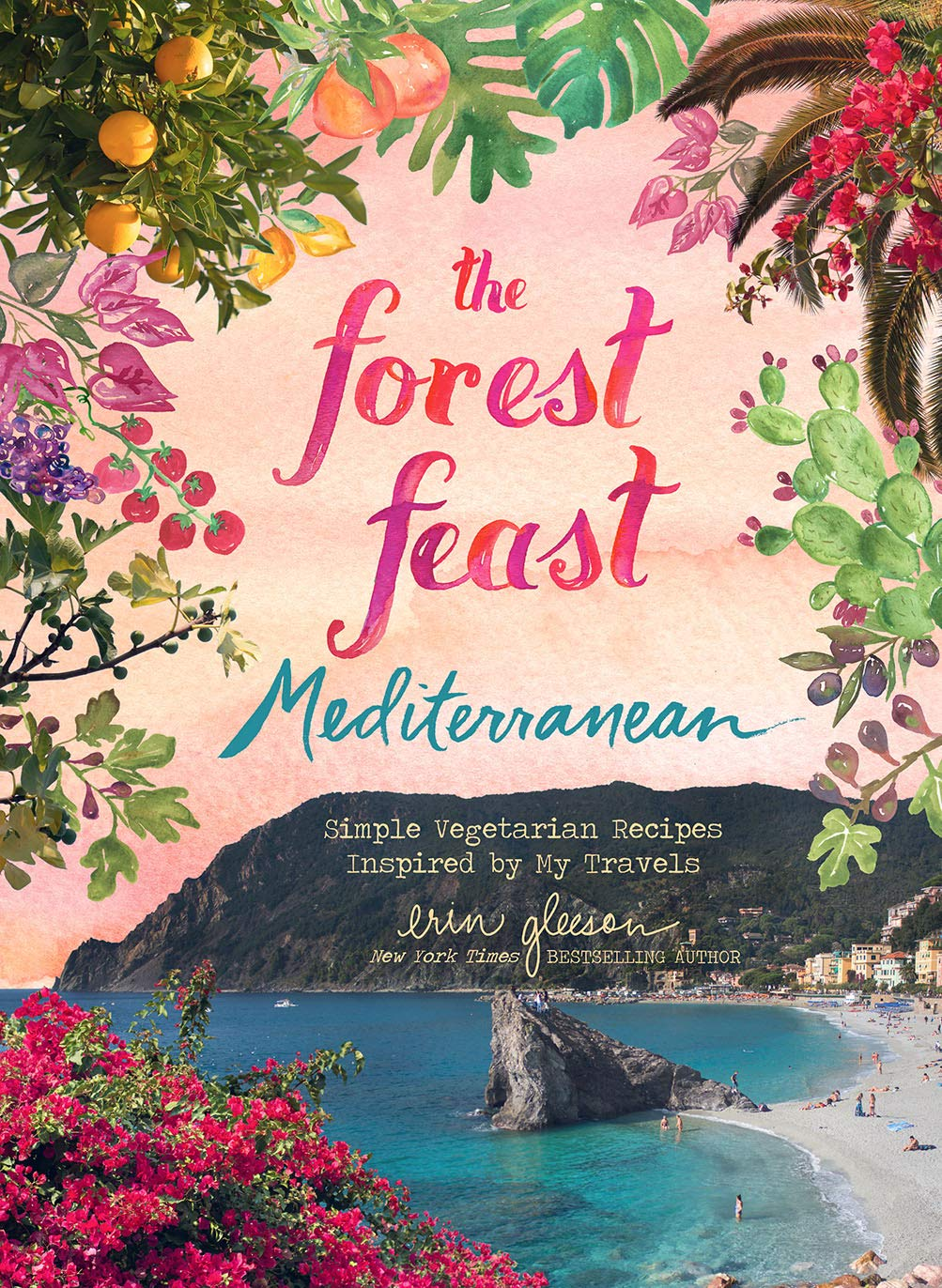Forest Feast Mediterranean: Vegetarian Small Plates Inspired by the Mediterranean by AMERICAN WEST BOOKS