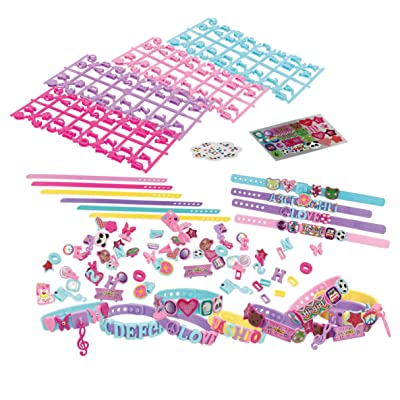 P&F DIY Fashion Bracelet 190+pcs Bead Original Jewelry Bracelet Tool Girl Style Set: Toys & Games