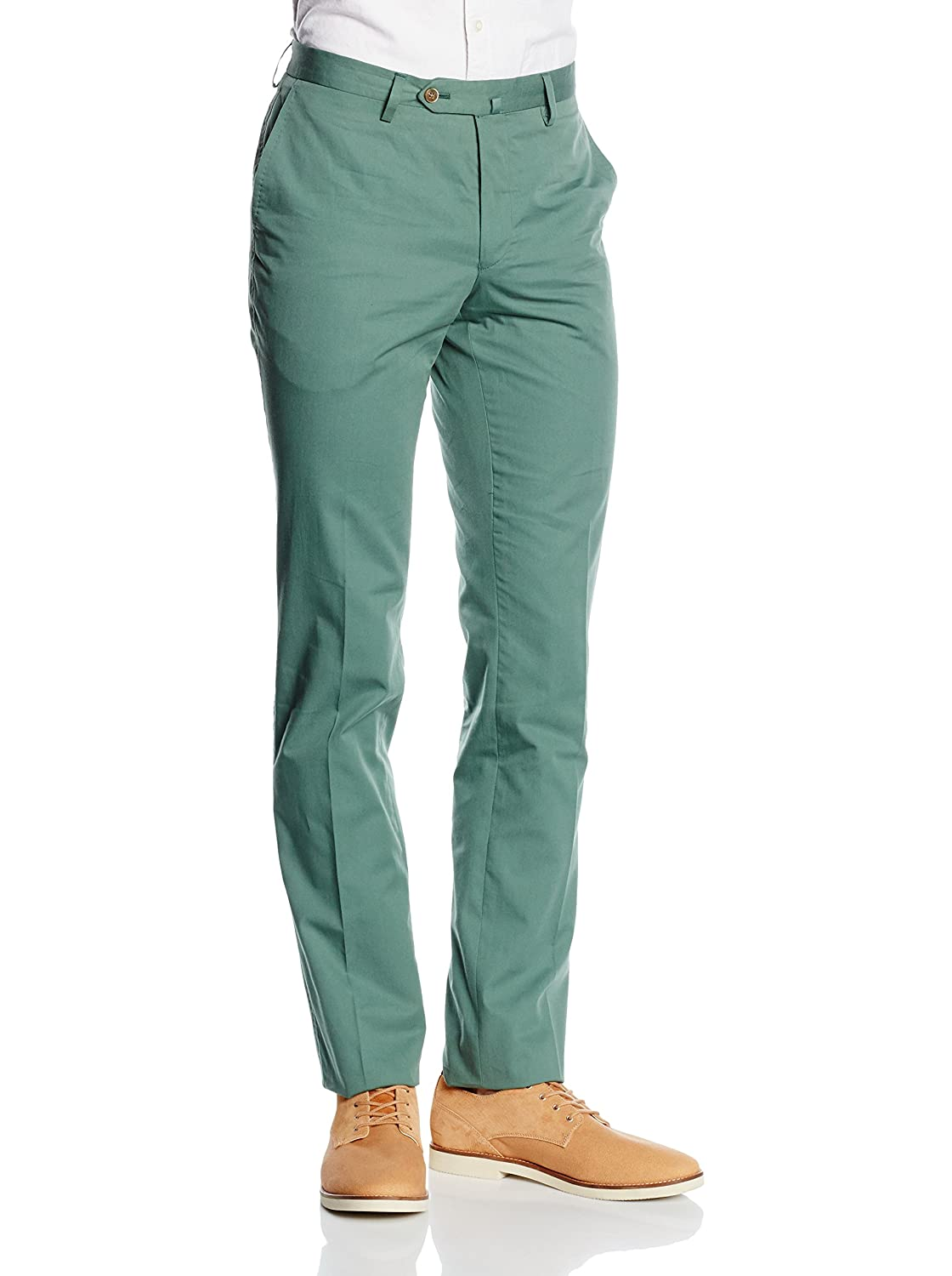 Hackett London Pantalón Verde ES 31