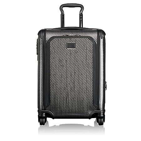 4e785d9d9 Tumi Tegra-Lite Max Continental Expandable Carry-on 37L, Black Graphite ( Black) - 028721: Amazon.co.uk: Luggage