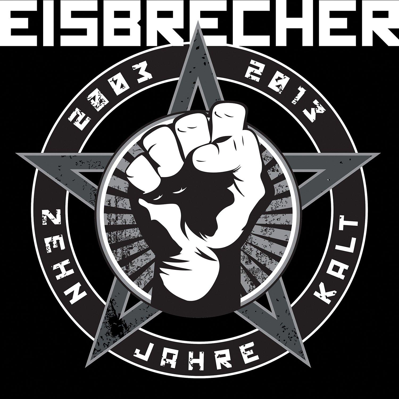 CD : Eisbrecher - Zehn Jahre Kalt (CD)