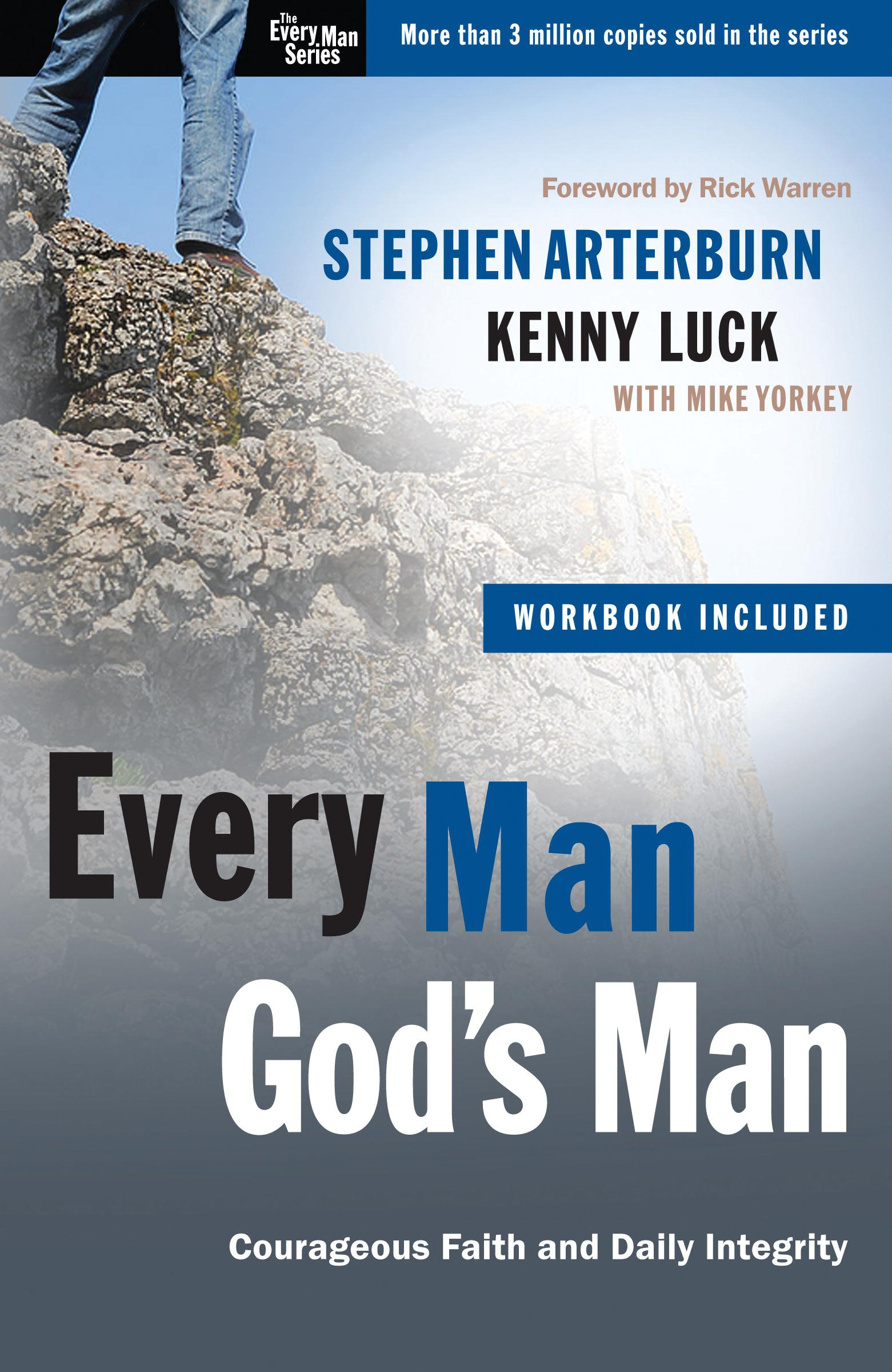Download Every Man, God's Man: Courageous Faith and Daily Integrity (Christian Large Print Originals) pdf epub