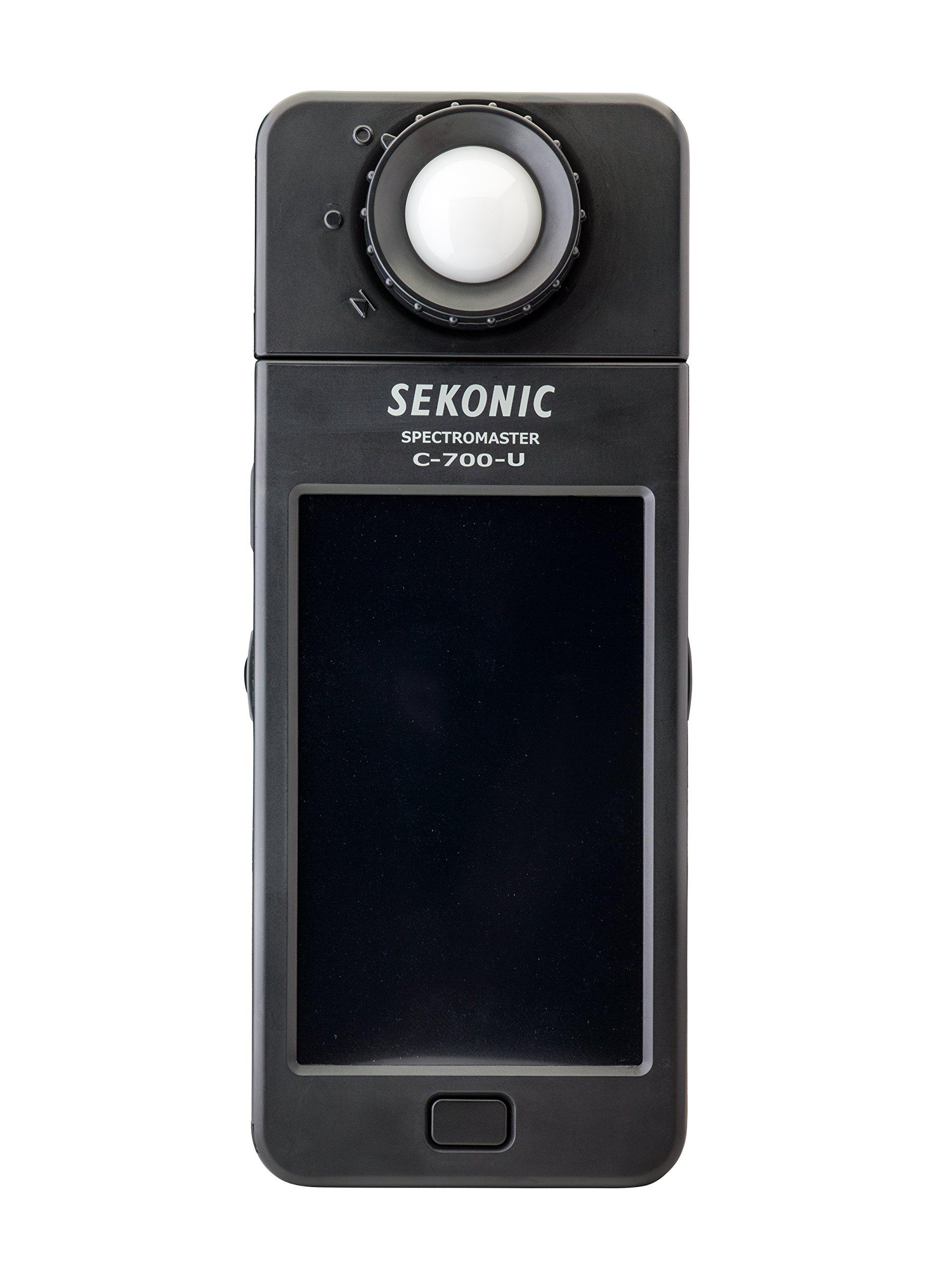 Sekonic C-700-U Spectromaster Color Meter (401-702) by Sekonic