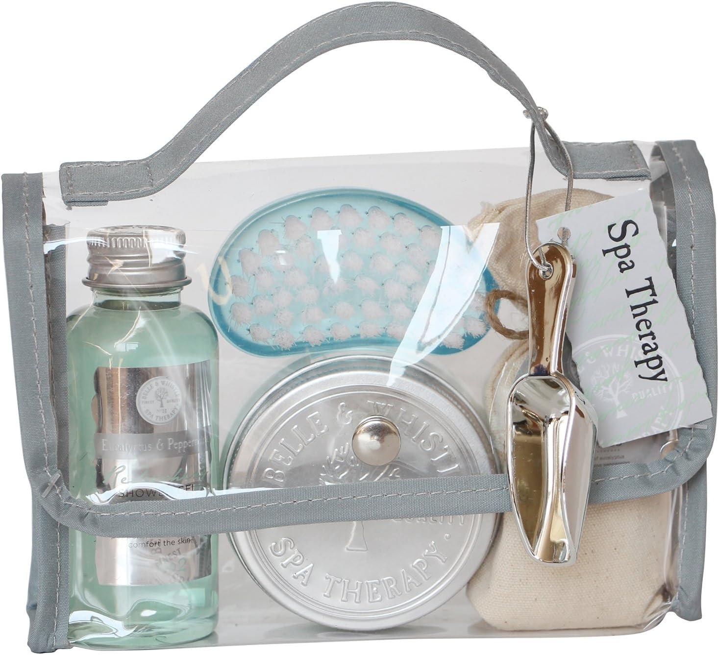 Gloss - caja de baño, caja de regalo para mujeres - Estuche de Baño Regalo - Spa Therapy - Eucalyptus: Amazon.es: Belleza