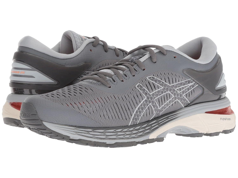 [アシックス] レディースランニングシューズスニーカー靴 GEL-Kayano 25 [並行輸入品] B07FRX324G Carbon/Mid Grey 10.5 (27cm) D - Wide 10.5 (27cm) D - Wide|Carbon/Mid Grey