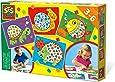 SES-Creative 14827 - I learn to Make Mosaics - Kit per imparare e creare mosaici