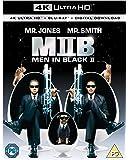 Men In Black II (4K + Blu-Ray) [2017]