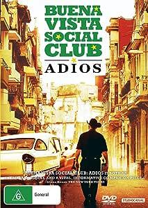 Buena Vista Social Club: Adios (DVD)