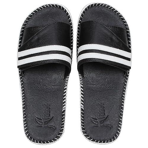 6eaf1ed65045aa Kraasa 5164 NewStyle Casual Slippers   Flip-Flops  Buy Online at Low ...
