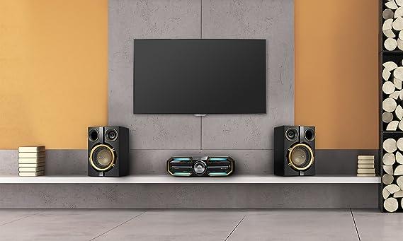 Philips FX25 - Microcadena Hi-Fi con Bluetooth y NFC (MP3, MP3-CD, USB con conexión de televisor): Philips: Amazon.es: Electrónica