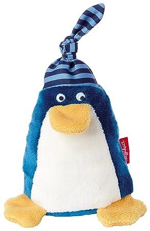 c2b2a87af0 sigikid, Jungen, Greifling und Rassel Pinguin, Blau, 41185: Amazon ...