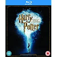 Harry Potter - Complete 8-film Collection [Blu-ray] [2016] [Region Free]