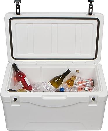 roto molded cooler. trademark innovations rotomolded cooler \u0026 ice chest (30 quart) roto molded o