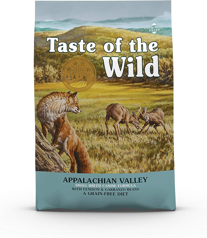 Taste of the Wild Canine Appalachian Valley Small Breed Venado - 6000 gr