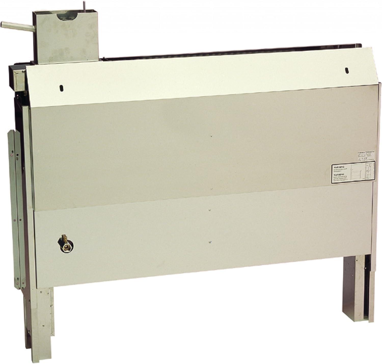 Horno para sauna EOS Premium/Stand Horno de Bi-O Mat U Acero ...