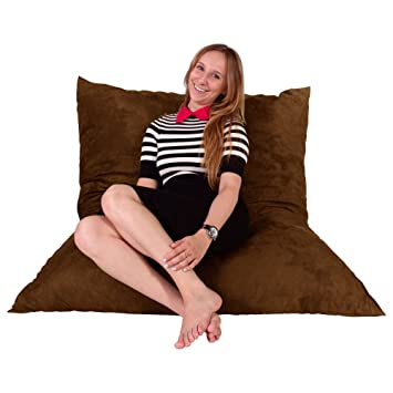 Magnificent Lounge Lizard Giant Bean Bag Filled With Super Soft Memory Andrewgaddart Wooden Chair Designs For Living Room Andrewgaddartcom