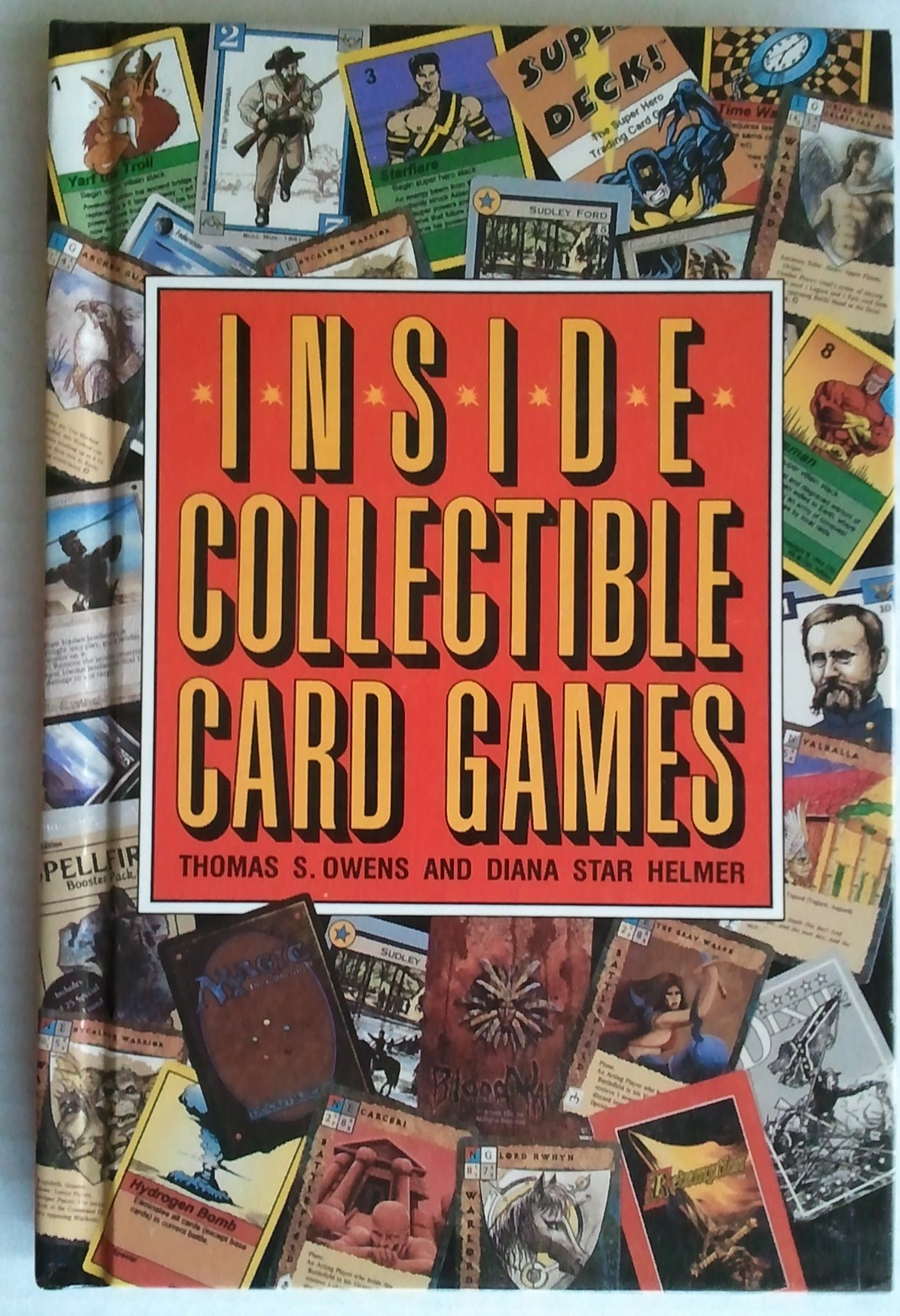 Inside Collectible Card Games