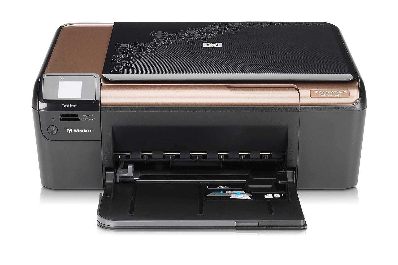 HP Photosmart C4795 Color Inkjet All-in-One Printer