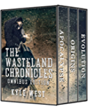 The Wasteland Chronicles: Books 1-3