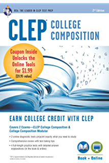 Amazon clep calculus book online clep test preparation clep college composition book online clep test preparation fandeluxe Gallery