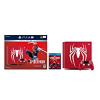 PlayStation 4 Pro 1 TB Marvels Spider-Man Limited Edition Bundle Deals