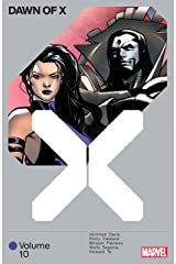 Dawn Of X Vol. 10 Kindle Edition