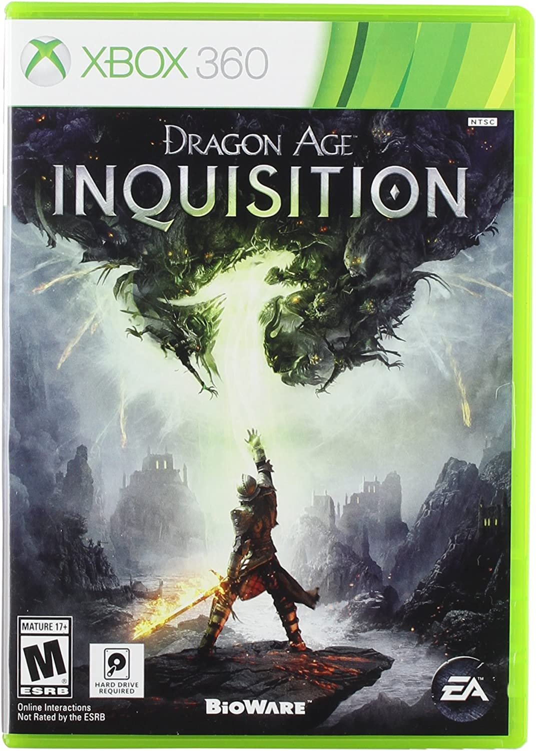 Electronic Arts Dragon Age Inquisition Xbox 360 - Juego (Xbox 360, Acción / RPG, ENG): Amazon.es: Videojuegos