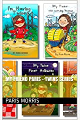 My Friend Paris - Twins Series Kindle Edition