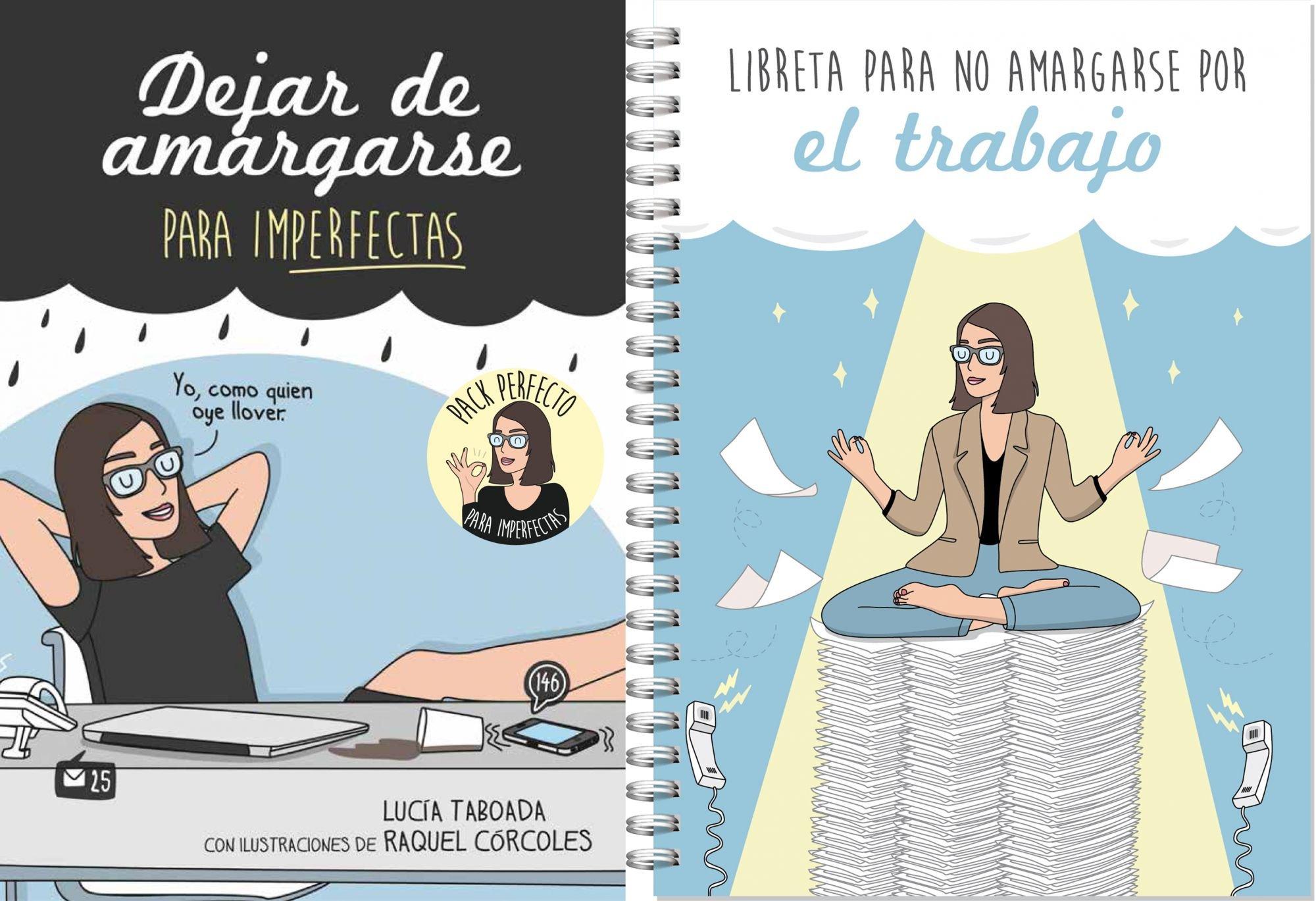 Pack Dejar de amargarse para ImPerfectas: Amazon.es: Córcoles ...