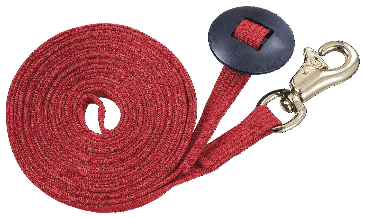 Tough 1 German Cord Cotton Lunge Line with Heavy