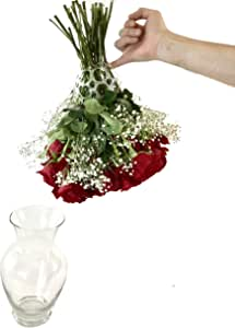 The FloraGUPPY | 4 Pack | Reusable Flower Arrangement Device for Fresh and Artificial Flowers