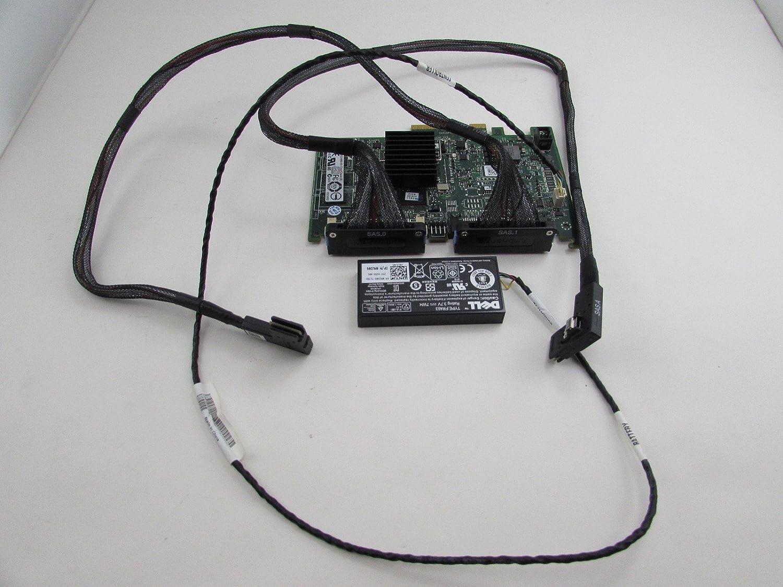 Amazon com: Dell T954J PERC 6/i SAS/SATA PCIe x8 RAID