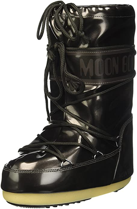 boot Stivali Vinile Neve Unisex Moon Met it Amazon da Bambini qdBwOwtWxa