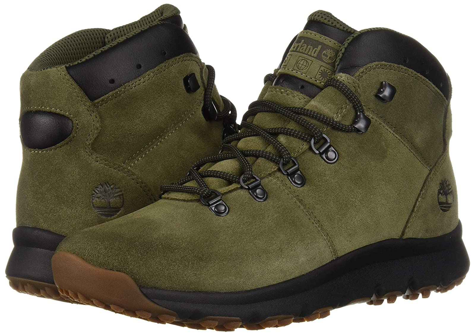 Timberland Men's World Hiker Mid Ankle TB0A1RJWA58 - 5