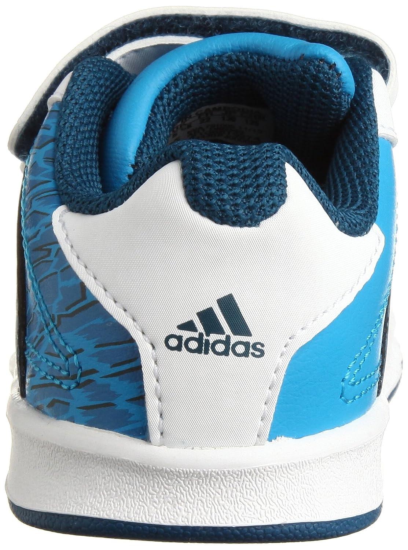 Adidas PerformanceLK Trainer 5 CF I - Botines de Senderismo Niños^Niñas, Color Azul, Talla 20 EU: Amazon.es: Zapatos y complementos