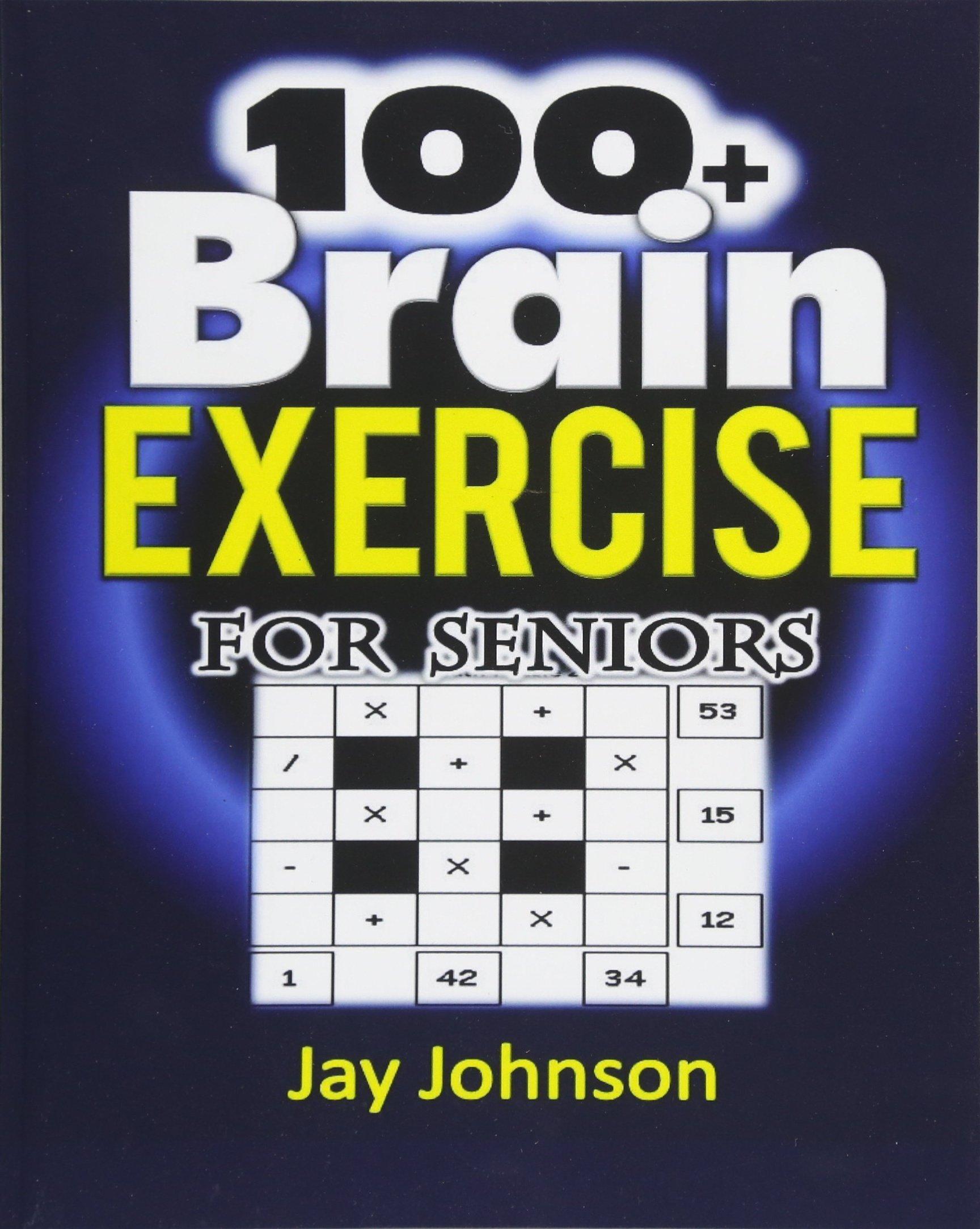 100 Brain Exercise Seniors Teasers product image