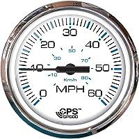 Faria 33839 Chesapeake White SS GPS