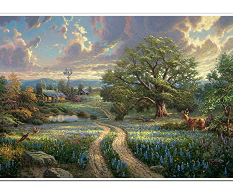 Stampe Per Cucina Country : Honcedicke country living olio pittura stampe su tela da parete