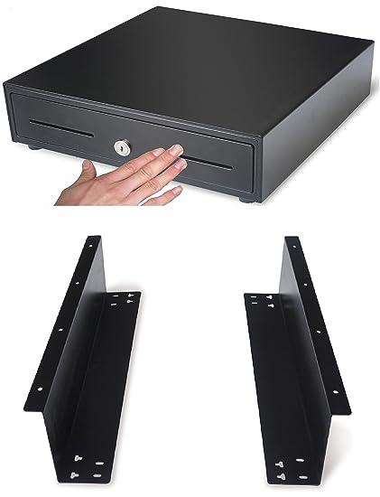 under on mounting cash de mueble drawers del cajn drawer en con counter brackets ie soportes debajo portamonedas anclaje countermatic with news
