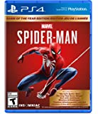 Marvel Spider-man Game of The Year Edition Goty - Ps4