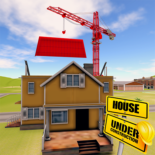 House Building Games - House Construction Simulator 18 (Building Houses)