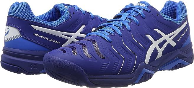 Asics Gel-Challenger 11, Zapatillas de Tenis para Hombre, Azul ...