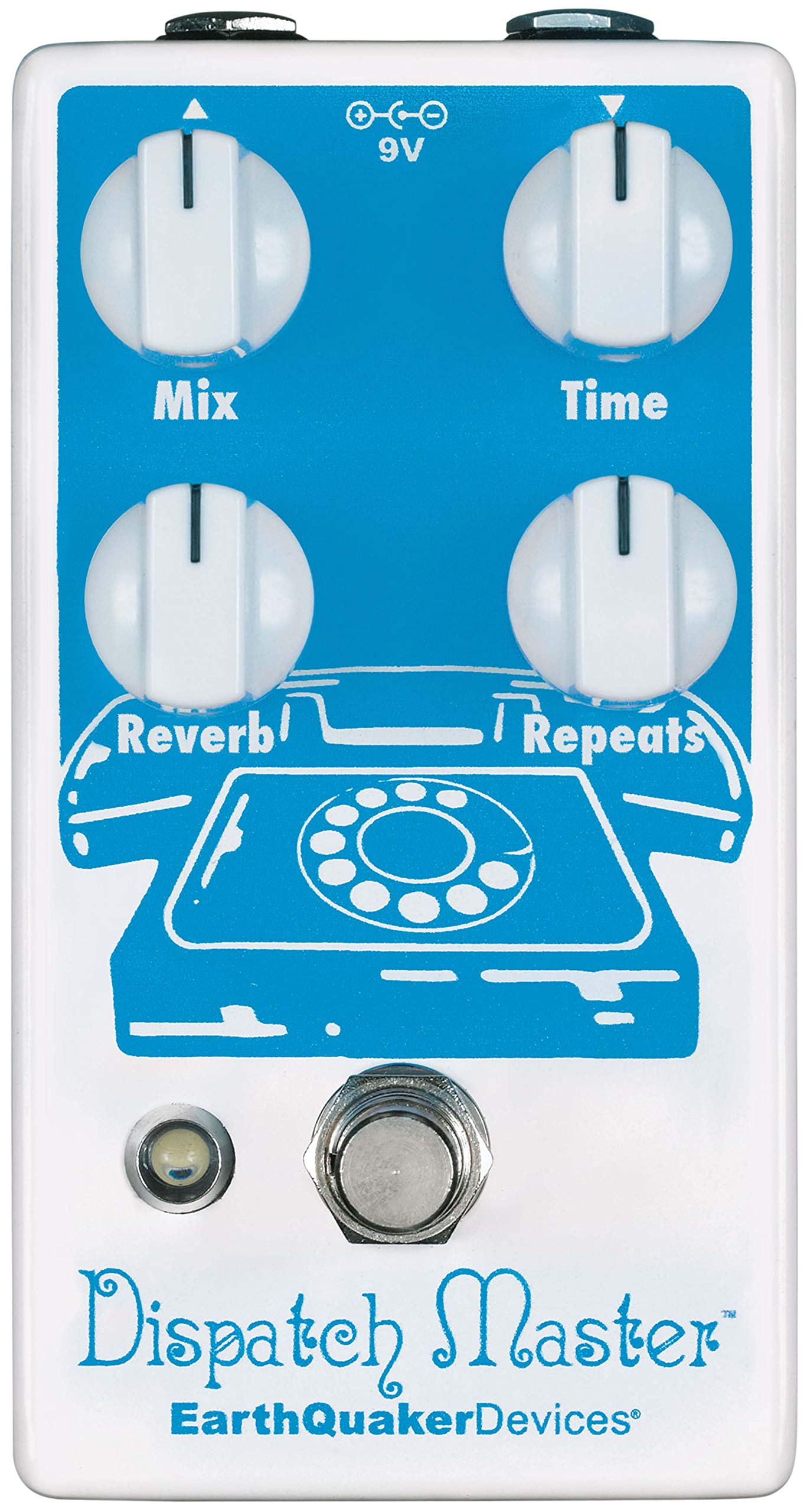 EarthQuaker Devices Dispatch Master V3 Digital Delay & Reverb Guitar Effects Pedal