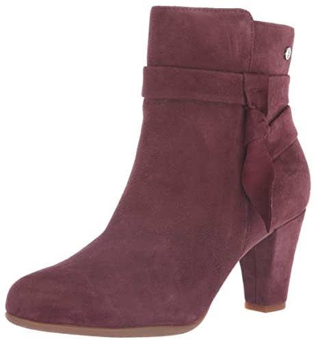 437c999735f Amazon.com   Hush Puppies Women's Meaghan Bow Boot Fashion   Mid-Calf