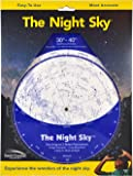 The Night Sky 30°-40° (Large; North Latitude)