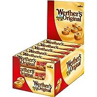 Werther's Original Cream Candies Roll, 24 Rolls