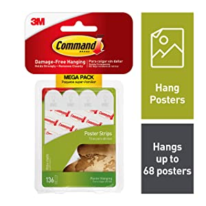 Command Poster Strips (17024-136ES)