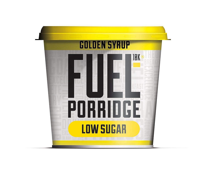 fuel10 K baja azúcar Golden Jarabe papilla: Amazon.es: Salud y cuidado personal